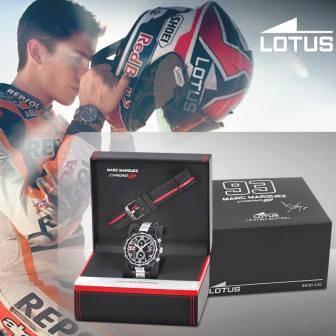 Relojes Lotus Marc Marquez  Edición Limitada – Información antes de comprar