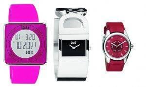 relojes D&G (DG)