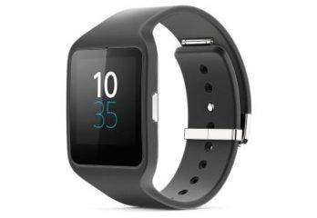 Sony Smartwatch 3 SWR50 – Información antes de comprar