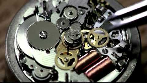 Diccionario de Relojería