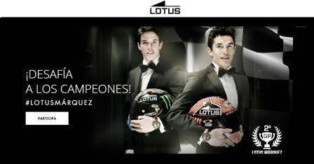 Relojes Marc Márquez – El desafío de Lotus