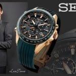 Seiko Astron GPS Solar Novak Djokovic modelo SSE022 -Edición Limitada
