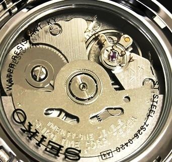 Diferencias entre Relojes de Cuarzo y Relojes Automáticos