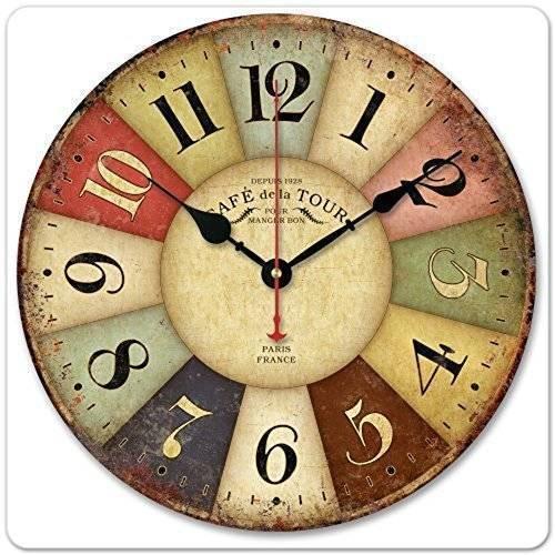 4 Relojes de Pared con éxito