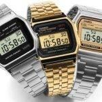 Reloj Casio modelo A158W-1 Vintage Retro – Información