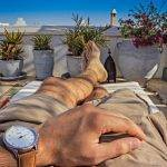 Wundrwatch Reloj Monoaguja y la percepción relativa del tiempo