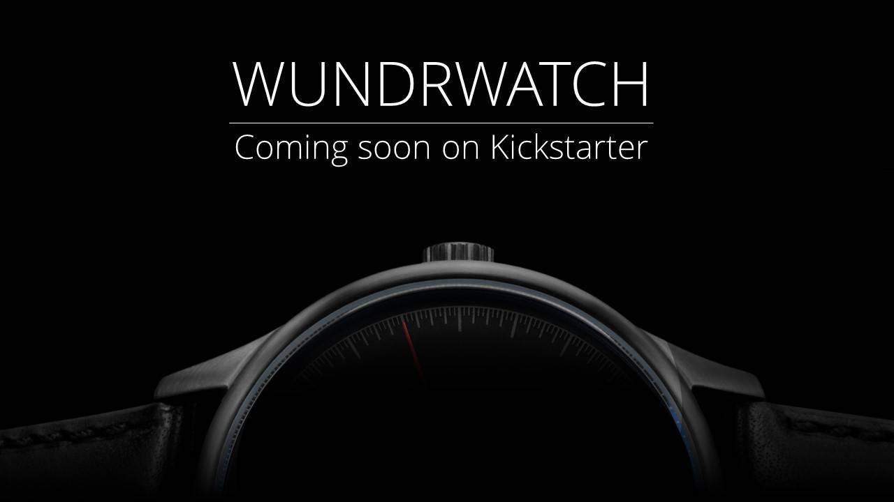 Wundrwatch o como experimentar el tiempo de otra manera (Próximamente…)