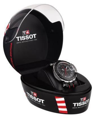 Reloj Tissot Jorge Lorenzo T-RACE C01.211 MotoGP ( Edición Limitada 2016)