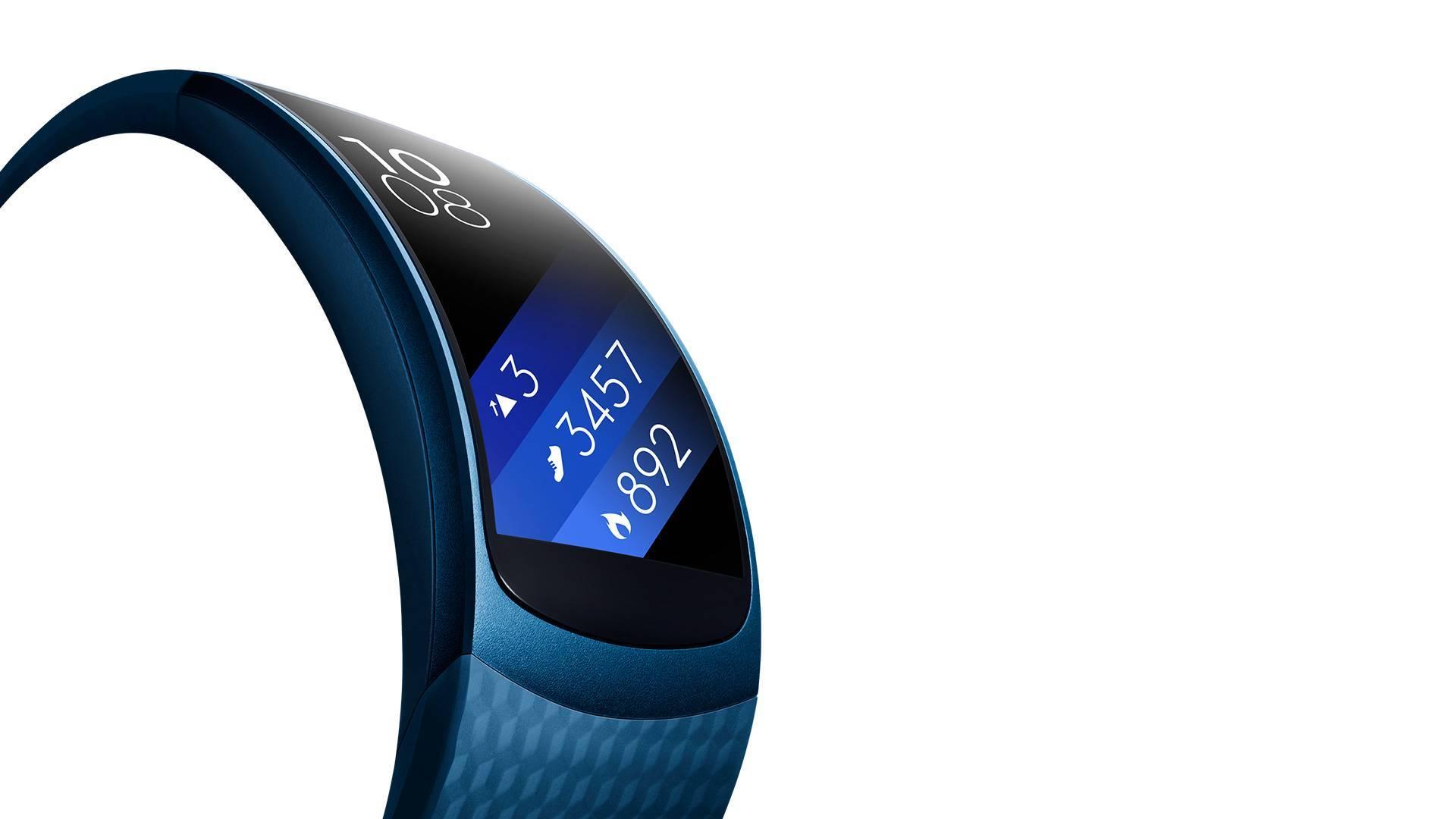 Pulsera de Actividad Samsung Gear Fit 2