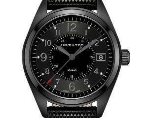 Reloj Hamilton Khaki Field Quarts modelo H68401735