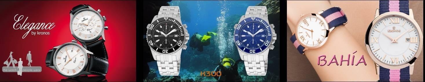 Servicio Técnico Oficial Relojes Kronos