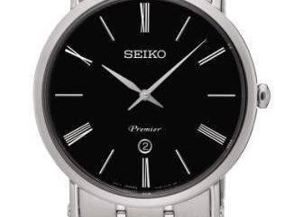 Reloj Seiko Premier modelo SKP393P1 Novak Djokovic