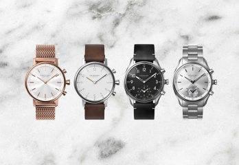 Novedad: Reloj Kronaby Connected. Smartwatch Híbrido