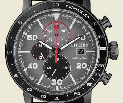 CA0645-15H Citizen Eco Drive