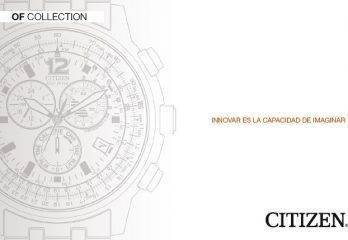 Relojes Citizen OF Collection 2017