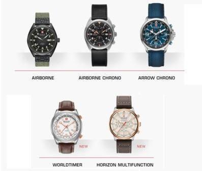 Relojes Deportivos Swiss Military