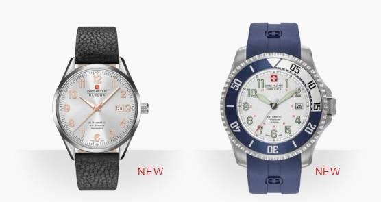 Relojes Swiss Military Hanowa