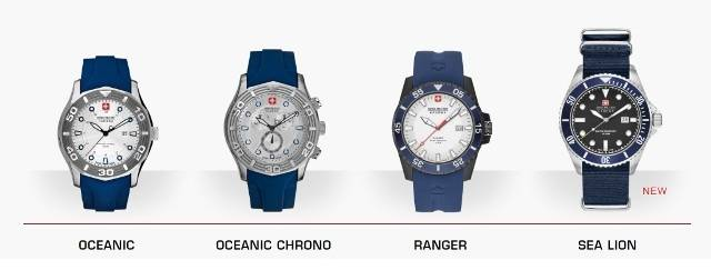 Relojes Swiss Military