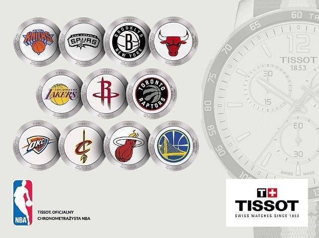 Relojes Tissot NBA