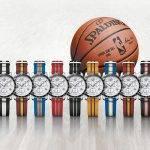 Colección de Relojes Tissot NBA Edición Especial al detalle