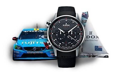Servicio Técnico Oficial Relojes Edox