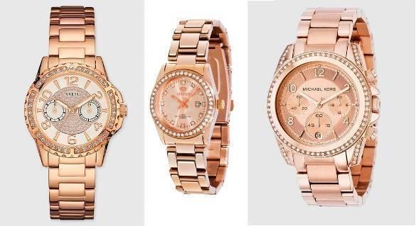 Tendencia de relojes