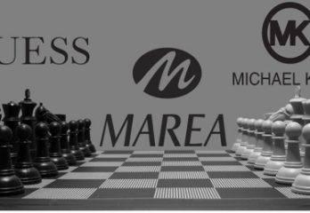 Batalla de Tendencia de Marcas entre Marea, Michael Kors y Guess