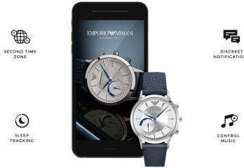 Reloj Emporio Armani Connected modelo ART3003
