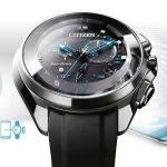 Reloj Citizen W770 Bluetooth modelo BZ1020-14E Radiocontrolado