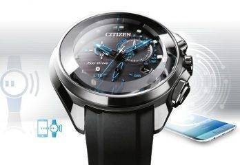 Citizen W770 Bluetooth