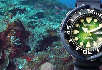 Reloj Seiko modelo SRPA99K1 Tuna Edición Limitada 2017 – 1.881 Piezas