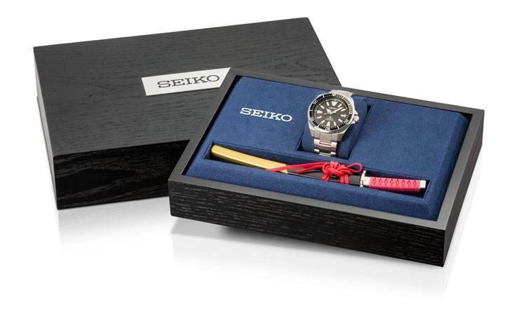 Reloj Seiko Samurai modelo SRPB49K1-EST