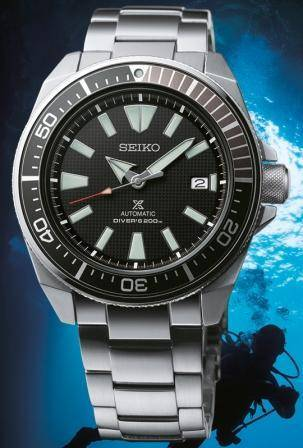 Reloj Seiko Prospex Samurai SRPB51K1-EST