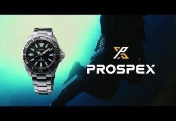 Reloj Seiko Prospex Samurai SRPB51K1-EST con Katana de regalo