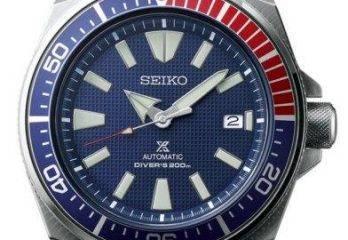 Seiko Prospex Samurai modelo SRPB53K1EST + KATANA – Información