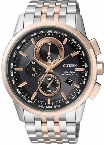 Reloj Citizen Radiocontrolado modelo AT8116-65E-2