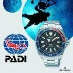 Reloj Seiko SRPB99K1 Padi Samurai Prospex - Edición 2017