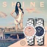 Relojes Lotus con cristales Swarovski Megan Fox - Relojes de moda 2017-2018