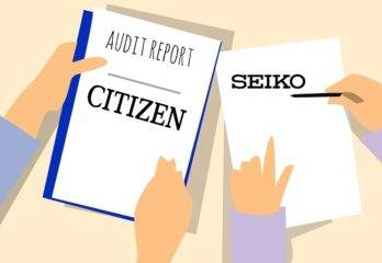 Comparativa de marcas entre Seiko y Citizen – España 2017