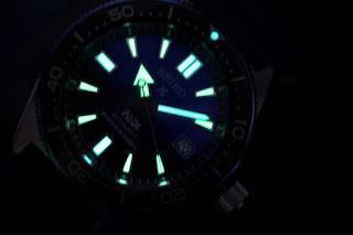 Reloj de Buceo