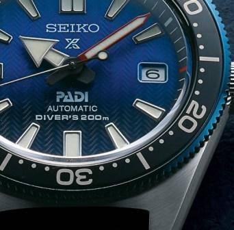Seiko Padi 2018 modelo SPB071J1 - Automático Edición Limitada-7