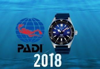 Seiko Padi 2018 Prospex