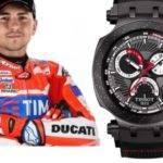 Reloj Jorge Lorenzo de Tissot 2018 MotoGP modelo T115.417.37.061.01