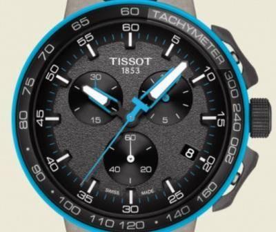 Reloj Tissot Cycling 2018 modeloT1114173744106