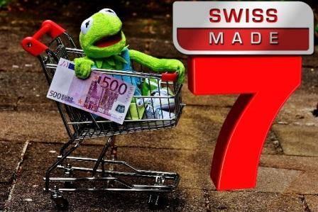 7 Relojes suizos baratos