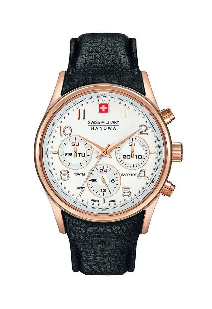 12 Modelos de Relojes Suizos Baratos