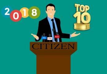 Citizen más vendidos en 2018