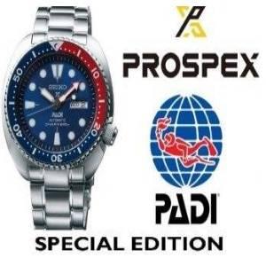 Reloj Seiko Padi Pepsi