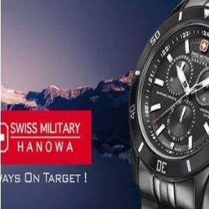 colección relojes swiss military
