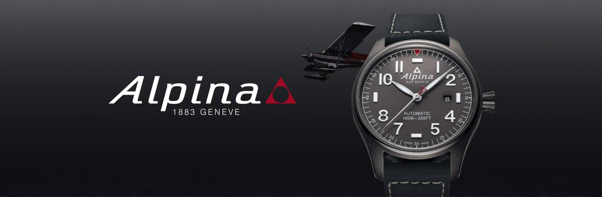 historia relojes alpina